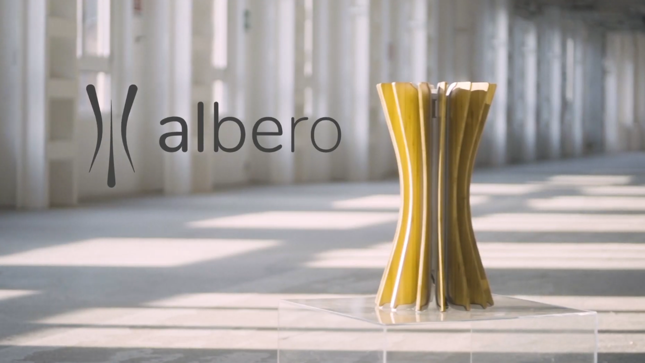 Albero: Ultra Silent 3-in-1 Nano Air Purifier