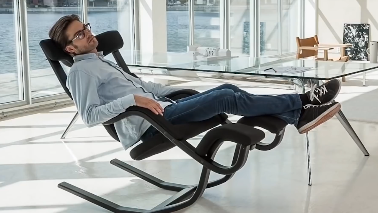 Gravity by Varier | The Zero Gravity Chair